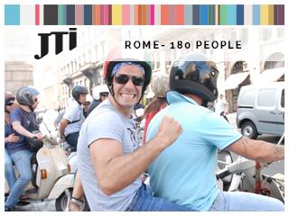 JTI ROME 180 PEOPLE